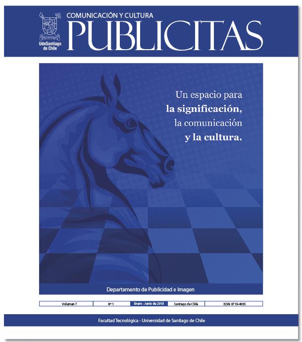 Portada Publicitas: Comunicación y Cultura