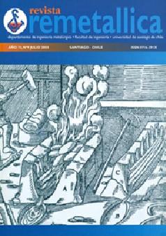 El Departamento de Ingeniería Metalúrgica fue pionero en la Universidad al editar en los años 70 una revista de divulgacion institucional con el nombre de revista Contacto.  Su sucesora, la revista Remetallica ya cumple 23 años de vida.  Desde el último n